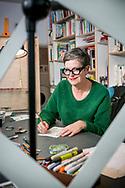 Illustratrice Ingrid Godon