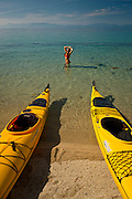 Tahoe sea kayak scenics