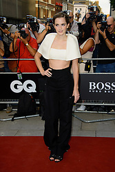 GQ Men of the Year Awards 2013. <br /> Emma Watson during the GQ Men of the Year Awards, the Royal Opera House, London, United Kingdom. Tuesday, 3rd September 2013. Picture by Chris  Joseph / i-Images