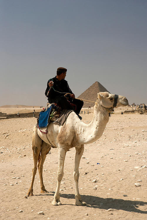 Pyramids at Giza  Giza, Egypt