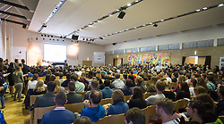 19.08.2015, Kongress, Alpbach, AUT, Forum Alpbach, Eröffnungspressekonfernferenz, im Bild der volle Saal // during the opening press conference of European Forum Alpbach at the Congress in Alpach, Austria on 2015/08/19. EXPA Pictures © 2014, PhotoCredit: EXPA/ Jakob Gruber