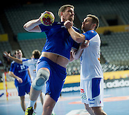 World Cup Handball: Russia - Slovenia
