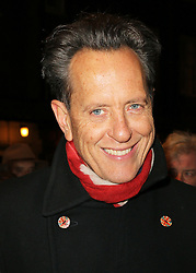 Richard E Grant, Strangers On A Train - press night, Gielgud Theatre, London UK, 19 November 2013, Photo by Richard Goldschmidt © Licensed to London News Pictures. {date} Photo credit : Richard Goldschmidt/Piqtured/LNP