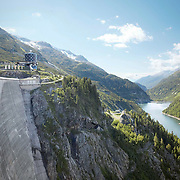 Corporate photography on hydro power in Austria