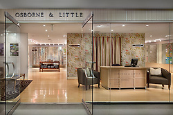 Osbourne & Little Showroom at Washington DC Design Center