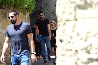 Nikola Karabatic / Luka Karabatic - 17.06.2015 - Proces des paris sportifs du Handball - Montpellier<br /> Photo : Alexandre Dimou / Icon Sport