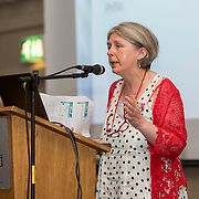 23.05.2018.       <br /> Today, the Institute of Community Health Nursing (ICHN) hosted its2018 community nurseawards in association withHome Instead Senior Care,at its annual nursing conference, in the Strand Hotel Limerick, rewarding public health nurses for their dedication to community care across the country. <br /> <br /> Pictured at the event was Caroline Duggan, ETB. Picture: Alan Place
