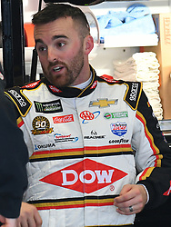 February 23, 2019 - Hampton, GA, U.S. - HAMPTON, GA - FEBRUARY 23: Austin Dillon, Richard Childress Racing, Chevrolet Camaro Dow (3) during practice for the Monster Energy Cup Series QuikTrip Folds of Honor 500 on February 23, 2019, at Atlanta Motor Speedway in Hampton, GA.(Photo by Jeffrey Vest/Icon Sportswire) (Credit Image: © Jeffrey Vest/Icon SMI via ZUMA Press)