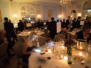 Game & Wildlife Conservation Trust's Ball. Savoy Hotel. London. 6 November 2013.
