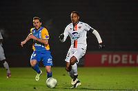 Hassane ALLA - 23.01.2015 - Creteil / Laval - 21eme journee de Ligue 2<br /> Photo : Dave Winter / Icon Sport