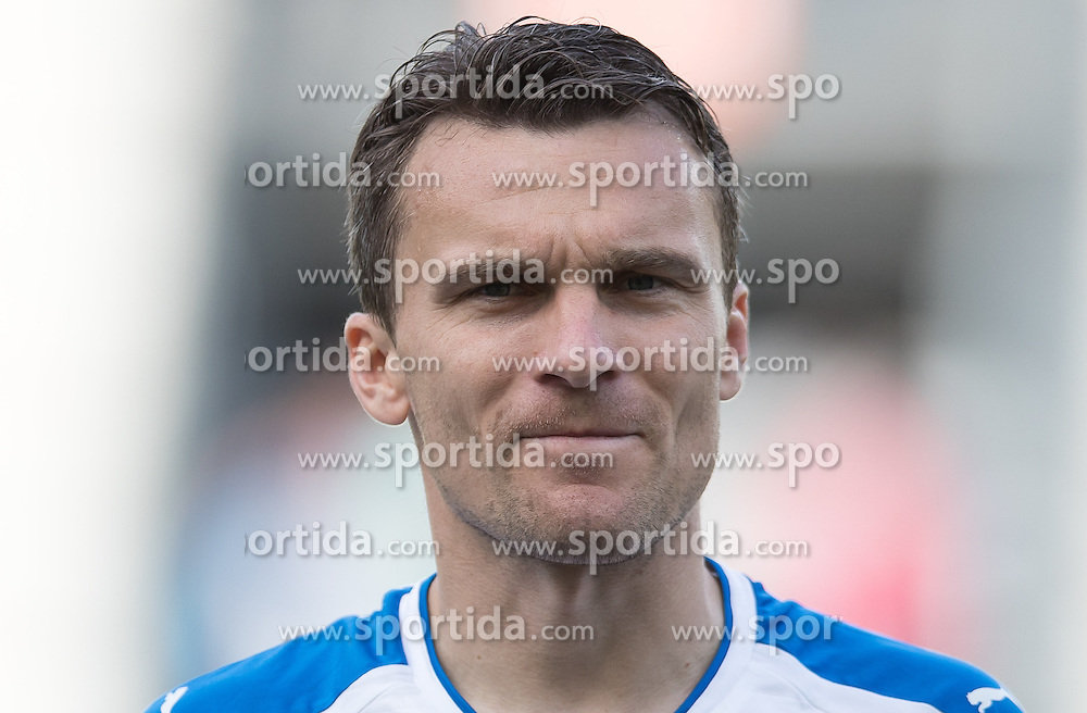 01.06.2016, Tivoli Stadion, Innsbruck, AUT, Testspiel, Tschechien vs Russland, im Bild David Lafata (CZE) // David Lafata (CZE) during the International Friendly Match between Czech Republic and Russia at the Tivoli Stadion in Innsbruck, Austria on 2016/06/01. EXPA Pictures © 2016, PhotoCredit: EXPA/ Johann Groder