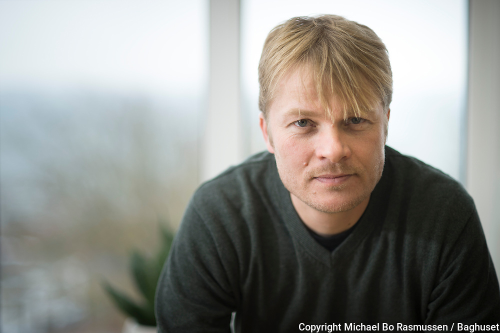Mikael Ettrup-Enggaard Souschef, Thisted Kommune Jobcenter. Foto: © Michael Bo Rasmussen / Baghuset. Dato: 18.03.13