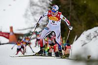 Kombinert<br /> FIS World Cup<br /> 16.01.2015<br /> Foto: Gepa/Digitalsport<br /> NORWAY ONLY<br /> <br /> SEEFELD - ØSTERRIKE<br /> <br /> FIS World Cup, Nordic Triple, Gundersen 5km prologue, men. Image shows Jan Schmid (NOR).