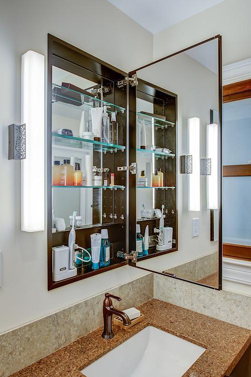 Residential bath remodel