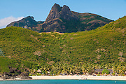 Naviti island, Yasawas, Fiji, South Pacific