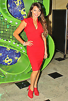 LONDON - November 14: Lizzie Cundy at Children in Need POP goes the Musical: Shrek The Musical (Photo by Brett D. Cove)
