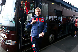 Bristol City assistant head coach Dean Holden arrives at the Hawthorns for the Sky Bet Championship fixture against West Bromwich Albion - Mandatory by-line: Robbie Stephenson/JMP - 18/09/2018 - FOOTBALL - The Hawthorns - West Bromwich, England - West Bromwich Albion v Bristol City - Sky Bet Championship