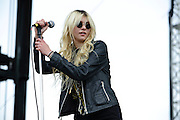The Pretty Reckless performing at The Bamboozle in East Rutherford, New Jersey. May 1, 2010. Copyright © 2010 Matt Eisman. All Rights Reserved.