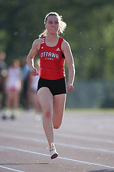 (Ottawa, Canada---26 June 2019) Paulina Procyk competing in Ottawa Summer Twilight Track and Field Meet #3 at the Terry Fox Athletic Facility in Ottawa, Canada. Photo 2019 Copyright Sean W Burges / Mundo Sport Images.