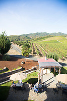 Abacela Winery near Roseburg, Oregon.