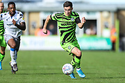 Forest Green Rovers Jack Aitchison(29), on loan from Celtic runs forward during the EFL Sky Bet League 2 match between Forest Green Rovers and Colchester United at the New Lawn, Forest Green, United Kingdom on 14 September 2019.