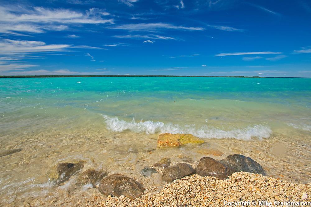 Little Limestone Lake <br />Little Limestone Lake Park Preserve<br />Manitoba<br />Canada