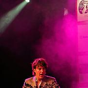 NLD/Huizen/20100917 - South Sea Jazz Huizen 2010, optreden Michiel Borstlap