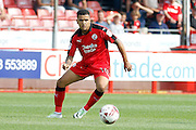 Crawley Town midfielder Billy Clifford (18) during the EFL Sky Bet League 2 match between Crawley Town and Notts County at the Checkatrade.com Stadium, Crawley, England on 27 August 2016. Photo by Andy Walter.