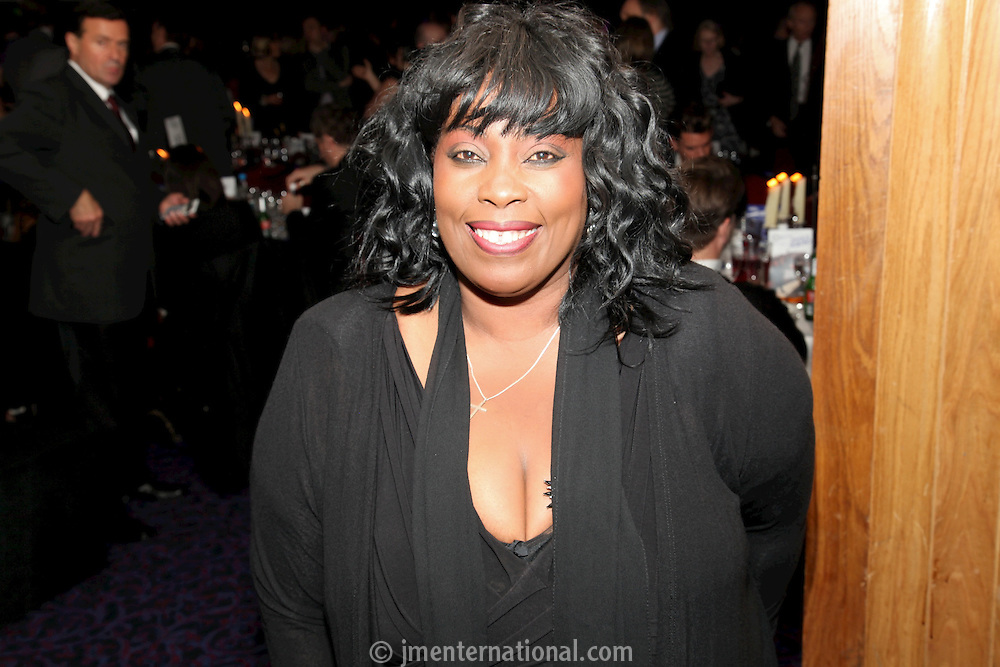 Ruby Turner, the 2011 MITs Award. Held at the Grosvenor Hotel London in aid of Nordoff Robbins and the BRIT School. Monday, Nov.7, 2011