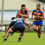 Premier Rugby union match between Tawa and Petone  at Lyndhurst Park, Tawa, Wellington on 2 April 2016.   Final score 18-15 to Tawa.
