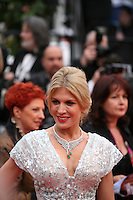 Hoffit Golan arriving at the Vous N'Avez Encore Rien Vu gala screening at the 65th Cannes Film Festival France. Monday 21st May 2012 in Cannes Film Festival, France.