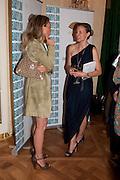 TINA CUTLER; JANE GOTSCHALK;, Imogen Edwards-Jones - book launch party for ' Hospital Confidential' Mandarin Oriental Hyde Park, 66 Knightsbridge, London, 11 May 2011. <br />  <br /> -DO NOT ARCHIVE-© Copyright Photograph by Dafydd Jones. 248 Clapham Rd. London SW9 0PZ. Tel 0207 820 0771. www.dafjones.com.