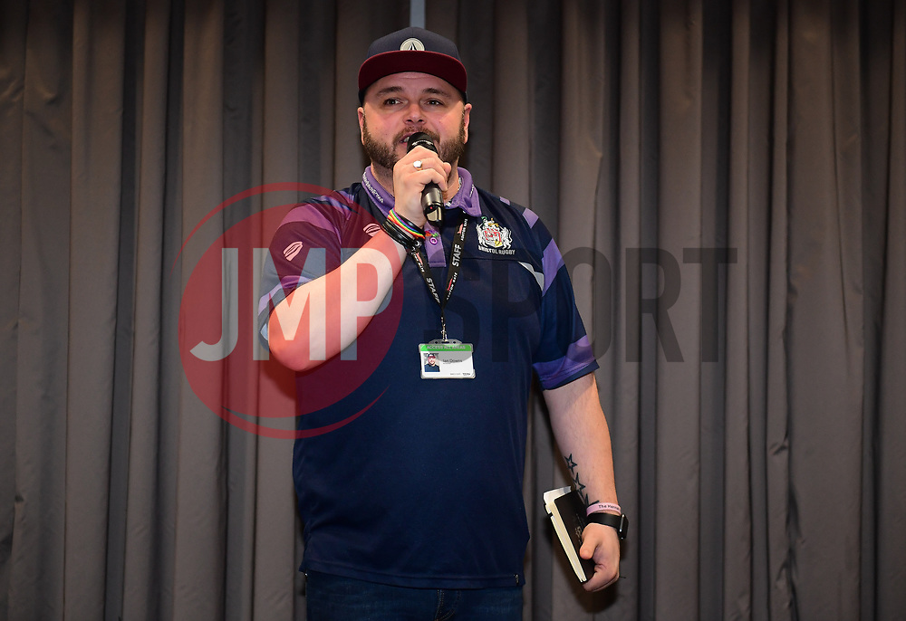 Corporate hospitality  - Mandatory by-line: Alex Davidson/JMP - 08/12/2017 - RUGBY - Ashton Gate Stadium - Bristol, England - Bristol Rugby v Leinster 'A' - B&I Cup