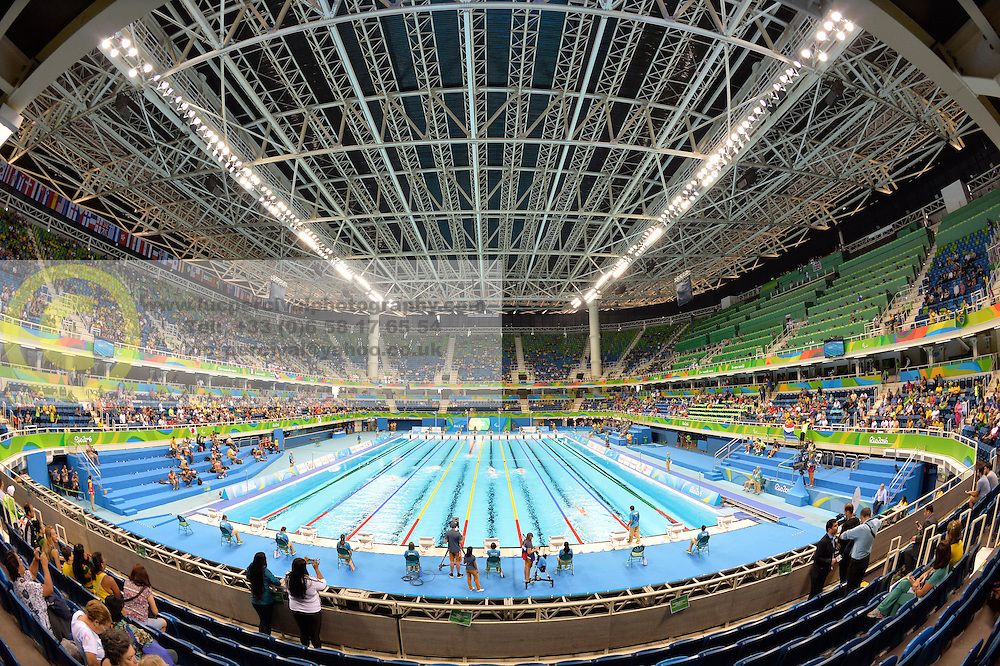 Aquatic Centre at Rio 2016 Paralympic Games, Brazil
