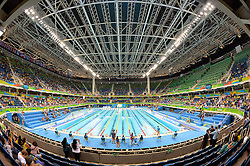Aquatic Centre at Rio 2016 Paralympic Games, Brazil