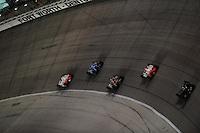 Ryan Briscoe, Dario Franchitti, Scott Dixon, Helio Castroneves, Danica Patrick, Indy Car Series