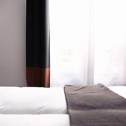 Hotel le 20 prieure, near Place de la Republique in Paris, France. 7 May, 2009. Photo: Antoine Doyen.