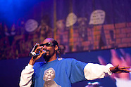 Snoop Dogg at Rock The Bells 2010