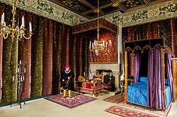 The Queen's Bedchamber, Stirling Castle, Scotland<br /> <br /> (c) Andrew Wilson   Edinburgh Elite media