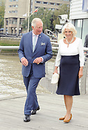 Royal Visit 'Maiden' yacht