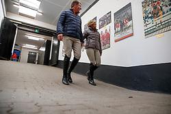 MICHAELS-BEERBAUM Meredith, BEERBAUM Markus<br /> Thedinghausen - Portrait Meredith Michaels-Beerbaum und Markus Beerbaum 2017<br /> © www.sportfotos-lafrentz.de/Stefan Lafrentz