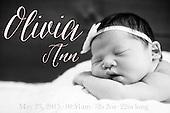 Baby Olivia {Newborn}