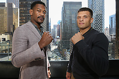 August 23, 2018: Daniel Jacobs vs Sergiy Derevyanchenko Press Conference