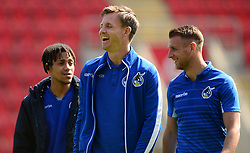 Tony Craig of Bristol Rovers - Mandatory by-line: Alex James/JMP - 21/04/2018 - FOOTBALL - Aesseal New York Stadium - Rotherham, England - Rotherham United v Bristol Rovers - Sky Bet League One