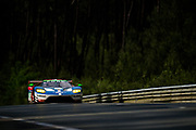 June 14-19, 2016: 24 hours of Le Mans. 66 FORD CHIP GANASSI, FORD GT, Olivier PLA, Stefan MÜCKE, Billy JOHNSON, LM GTE Pro