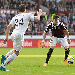 Hearts v Rangers | Scottish Championship | 22 November 2014