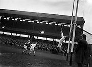 10/03/1957<br /> 03/10/1957<br /> 10 March 1957<br /> Ireland v The Rest at Croke Park, Dublin.