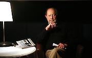 Film Director Nicolas Roeg, London, UK