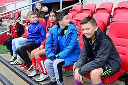 Bristol City Carabao cup tour - Mandatory by-line: Dougie Allward/JMP - 19/12/2017 - Sport - Ashton Gate - Bristol, England - Carabao Cup tour