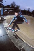 Skater, Horsey, UK 2005